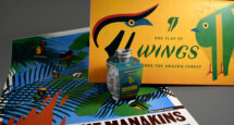 WWF Campaign: Song & Dance Manakins BM