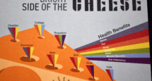 Information Design: Double sided Cheese BM